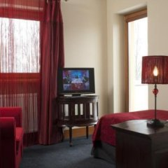 Отель American House Baletowa Стандартный номер с различными типами кроватей фото 5