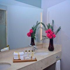 Отель Secrets Royal Beach Punta Cana 4* Полулюкс с различными типами кроватей фото 8