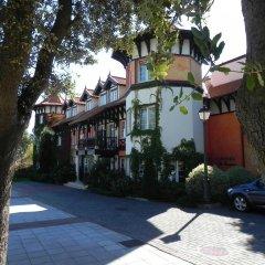 Hotel Torres de Somo парковка