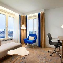 Отель Hilton Stockholm Slussen 4* Полулюкс с различными типами кроватей фото 9