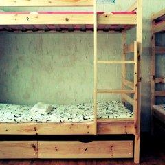 Хостел Джон Леннон Кровать в общем номере с двухъярусными кроватями фото 4
