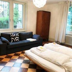 Отель Guesthouse Parques Rietberg Стандартный номер с различными типами кроватей фото 2