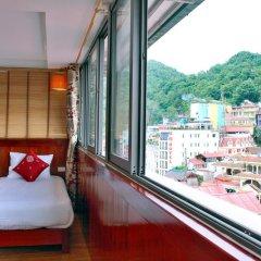 Fansipan View Hotel 3* Люкс с различными типами кроватей фото 14