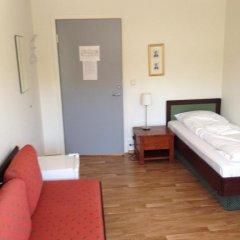 Отель Mosseporten Smarthotell 2* Стандартный номер с различными типами кроватей фото 4