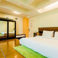 Апартаменты Phuket Center Apartment Стандартный номер с различными типами кроватей фото 2