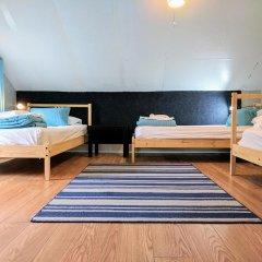 The Wayfaring Buckeye Hostel Кровать в общем номере фото 4