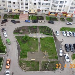Отель Kharkov CITIZEN Кровать в общем номере фото 28