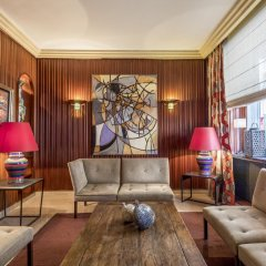 Hotel Des Artistes интерьер отеля фото 3