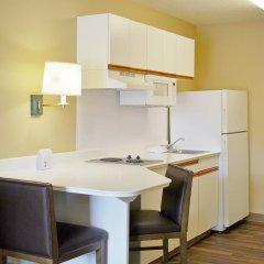 Отель Extended Stay America - Las Vegas - Midtown 2* Студия с различными типами кроватей фото 9