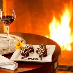 Отель Abigails Hotel Канада, Виктория - отзывы, цены и фото номеров - забронировать отель Abigails Hotel онлайн гостиничный бар
