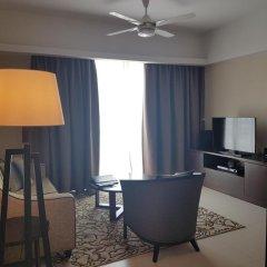 Отель Somerset Ho Chi Minh City 4* Улучшенные апартаменты с различными типами кроватей фото 3