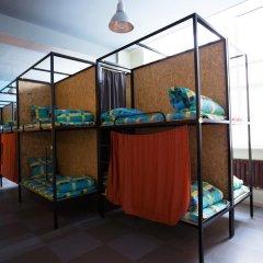 BAZA Hostel Almaty Кровать в женском общем номере фото 2