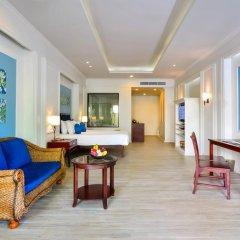 Отель Manathai Koh Samui 4* Номер Делюкс с различными типами кроватей фото 10