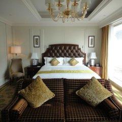 Отель The Langham, Shenzhen Китай, Шэньчжэнь - отзывы, цены и фото номеров - забронировать отель The Langham, Shenzhen онлайн комната для гостей фото 5