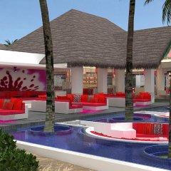 Отель Kandima Maldives фитнесс-зал