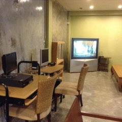 Отель Smile Buri House 3* Кровать в общем номере фото 3