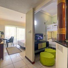 Отель Sofitel Fiji Resort And Spa 5* Улучшенный номер с различными типами кроватей фото 2
