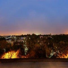 Отель Treebo Tryst Amber балкон