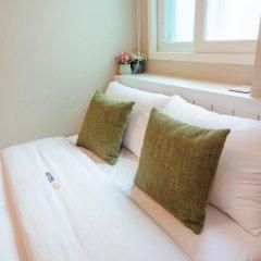 Hotel QB Seoul Dongdaemun 2* Стандартный номер с двуспальной кроватью фото 3
