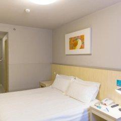 Отель Jinjiang Inn Shanghai Minhang Dongchuan Road 2* Номер Бизнес с различными типами кроватей фото 3