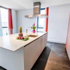 Апартаменты Cosmo Apartments Sants Улучшенные апартаменты с различными типами кроватей фото 19