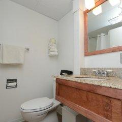 Отель Thriftlodge Saskatoon 2* Стандартный номер с различными типами кроватей фото 8