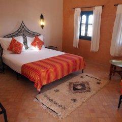 Отель Riad Bouchedor Марокко, Уарзазат - отзывы, цены и фото номеров - забронировать отель Riad Bouchedor онлайн комната для гостей