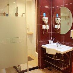 Отель Hanting Express Xi'an University of Technology Branch ванная