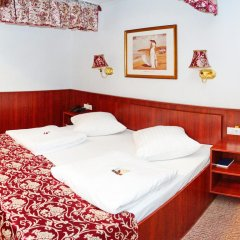 Гостиница Навигатор комната для гостей фото 2