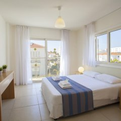 Отель Athina Villa 8 Кипр, Протарас - отзывы, цены и фото номеров - забронировать отель Athina Villa 8 онлайн комната для гостей фото 5