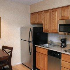 Отель Homewood Suites Columbus-Worthington 3* Стандартный номер