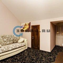 Гостиница Vision 3* Стандартный семейный номер с двуспальной кроватью фото 5