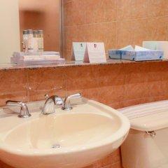 Отель Newton Нью-Йорк ванная
