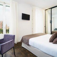 Отель HolaHotel del Carmen 3* Стандартный номер с разными типами кроватей фото 2