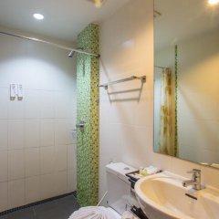 Отель The Chambre 3* Улучшенный номер с 2 отдельными кроватями фото 4