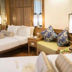 Отель Katathani Phuket Beach Resort 5* Номер Делюкс с двуспальной кроватью фото 7