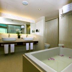 Отель Le Meridien Phuket Beach Resort 4* Люкс повышенной комфортности с различными типами кроватей фото 2