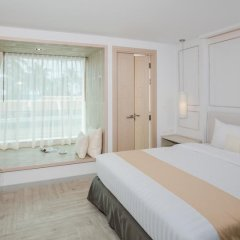 The Bloc Hotel 4* Номер Делюкс с двуспальной кроватью фото 7
