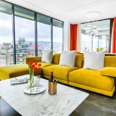 Апартаменты Cosmo Apartments Sants Улучшенные апартаменты с различными типами кроватей фото 7