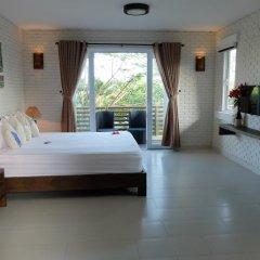 Отель Rock Villa 3* Улучшенный номер с различными типами кроватей фото 4