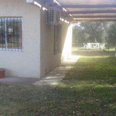 Отель Cabañas Al Fin Del Arcoiris Сан-Рафаэль парковка