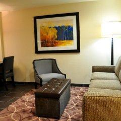 Отель DoubleTree by Hilton Bethesda - Washington D.C. США, Бетесда - отзывы, цены и фото номеров - забронировать отель DoubleTree by Hilton Bethesda - Washington D.C. онлайн комната для гостей фото 6