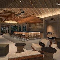 Отель Dhigali Maldives Мальдивы, Медупару - отзывы, цены и фото номеров - забронировать отель Dhigali Maldives онлайн интерьер отеля фото 3