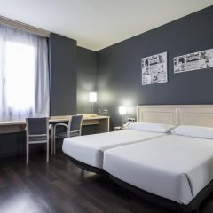 Отель ILUNION Bel-Art 4* Стандартный номер с различными типами кроватей фото 12