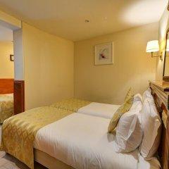 Отель Hôtel Pavillon Montmartre 3* Стандартный номер с различными типами кроватей фото 2