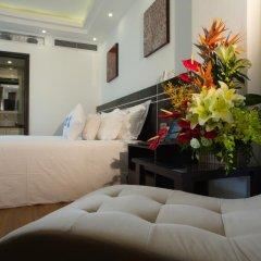 Noble Boutique Hotel Hanoi 3* Представительский номер с различными типами кроватей фото 3