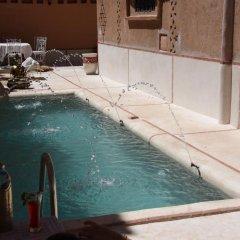 Отель Riad Ouarzazate Марокко, Уарзазат - отзывы, цены и фото номеров - забронировать отель Riad Ouarzazate онлайн бассейн фото 3