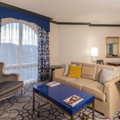 Отель Paris Las Vegas 4* Люкс с различными типами кроватей фото 7