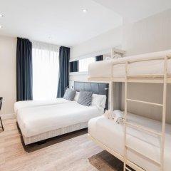 Отель Petit Palace Puerta del Sol 3* Стандартный номер с различными типами кроватей фото 2
