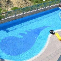 Отель Sun City Apartments Болгария, Солнечный берег - отзывы, цены и фото номеров - забронировать отель Sun City Apartments онлайн бассейн фото 2